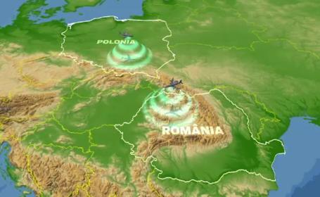NATO va monitoriza criza din Ucraina. Avioane de recunoastere AWACS, trimise deasupra Romaniei si Poloniei