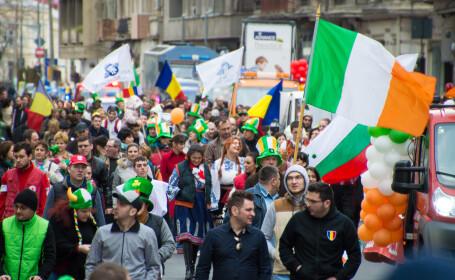 St Patricks Day 2014 Bucuresti - 2