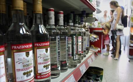 alcool rusesc