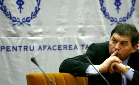 Fostul presedinte al Camerei de Comert a Romaniei, Mihail Vlasov, trimis in judecata pentru trafic de influenta