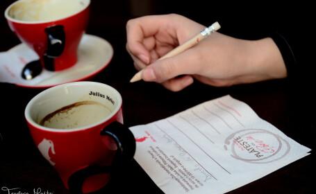 poezie si cafea