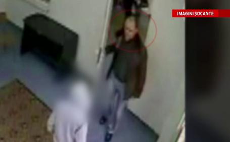 CAMERA DE SUPRAVEGHERE. MAI a ordonat demiterea sefului politiei din Piatra Neamt, filmat in timp ce batea o fata de 14 ani