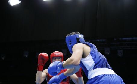 Intalnire cu conotatii politice pe ringul de lupta. Meci de box intre Rusia si Ucraina, in sferturile de finala World Series