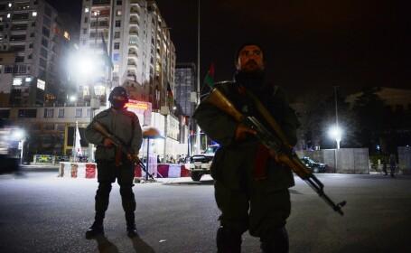 Atac asupra unui hotel de lux din Kabul. Cei patru atacatori au fost ucisi
