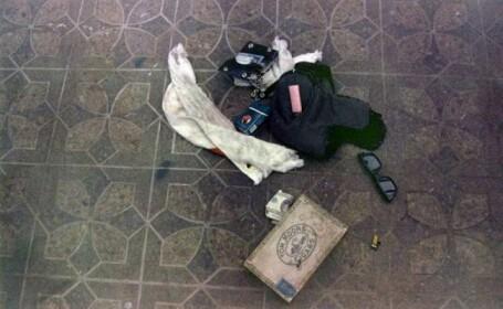 Imagini noi de la locul sinuciderii lui Kurt Cobain. Politia a developat un film la aproape 20 de ani dupa decesul artistului