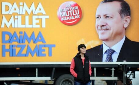 Scandal in Turcia cu cateva zile inainte de \