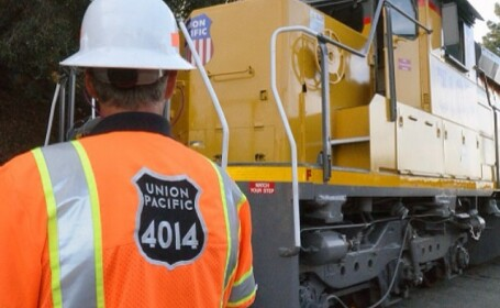 Locomotiva Union Pacific