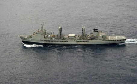 Nava australiana de suport logistic HMAS Success
