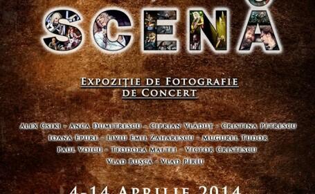 Cei mai cunoscuti fotografi de evenimente se reunesc la Bucuresti sub o singura expozitie: Concerte 2014