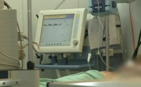 O femeie de 65 de ani, internata cu gripa, a murit in Capitala. Emotii pentru inca o pacienta, aflata la terapie intensiva