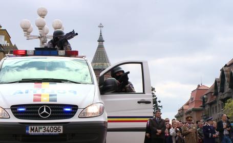 Ziua Politiei, Timisoara