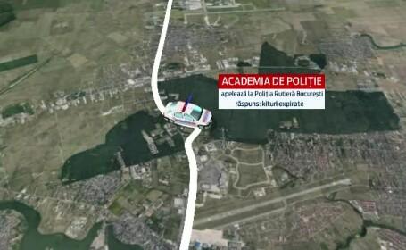 4 opriri, 3 ore pierdute si 2 refuzuri. Cat de greu dovedesc politistii din Bucuresti vinovatia unui sofer care s-a drogat