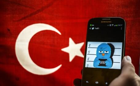 Twitter, Facebook si Noe, ultimele victime ale unei lumi ce e libera doar pe jumatate. \