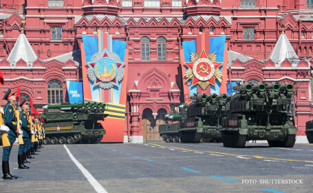 parada de Ziua Victoriei la Moscova