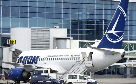 Greva de avertisment vineri, la Aeroportul Otopeni. Avioanele ar putea avea intarzieri de pana la doua ore