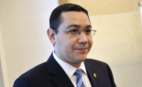 Victor Ponta: Sustin revenirea la declaratia anuala de venituri pentru fiecare cetatean