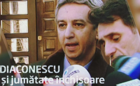 Dan Diaconescu a fost condamnat la 5 ani si 6 luni de inchisoare. \