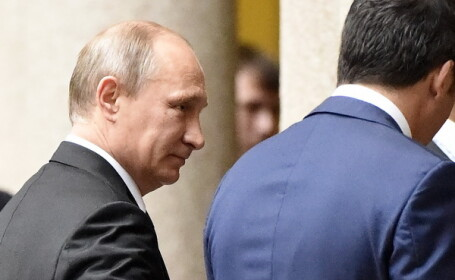 Putin si Renzi