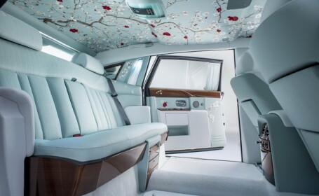 Spectacol: cea mai frumoasa limuzina de la Geneva. Plus noul \