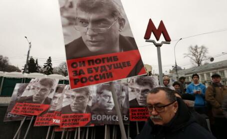 Un suspect in cazul asasinarii lui Nemtov s-a sinucis in timp ce politia incerca sa il aresteze. Alti cinci, la tribunal