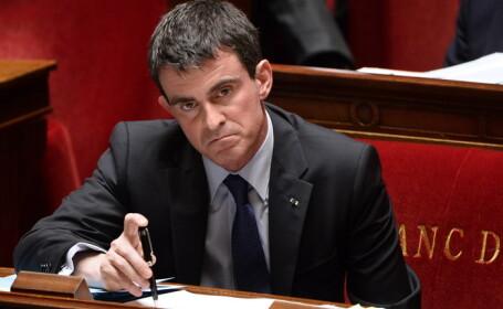 Premierul Frantei: 10.000 de europeni s-ar putea alatura jihadistilor in acest an. Va dati seama de amenintare?