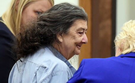 O americanca a fost eliberata dupa 35 de ani petrecuti in inchisoare pentru o crima pe care nu a comis-o
