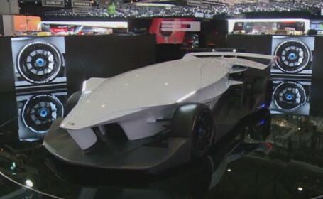 Automobile fara geamuri sau cu trei roti, la Salonul de la Geneva. Cum arata Torq, masina care se conduce singura