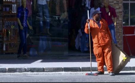 Iordania, uniforme salubrizare