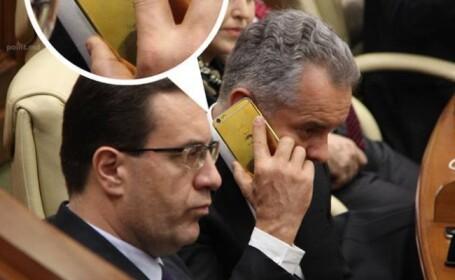 Ce si-ar fi gravat pe un iPhone de 6.000 de euro un parlamentar din Republica Moldova