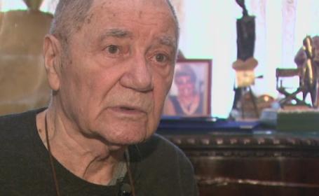 Ion Besoiu a implinit 84 de ani. Indemnul actorului si povestile care il fac sa planga