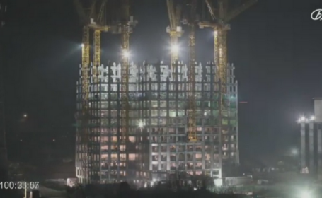 Chinezii au construit un \