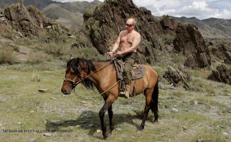 Ce dieta tine presedintele rus Vladimir Putin. \