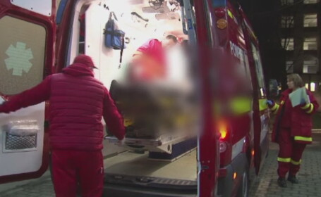 Un barbat din Botosani a ajuns injunghiat la spital, dupa o disputa cu partenera sa de viata. Ce risca femeia