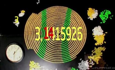 Sambata, 14 martie, este ziua dedicata numarului magic \