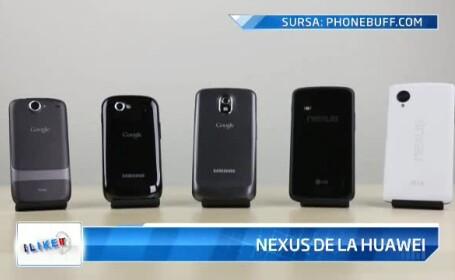 Nexus de la Huawei