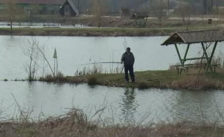 Un politist din Capitala a murit electrocutat, in timp ce se afla la pescuit. Greseala elementara care l-a costat viata