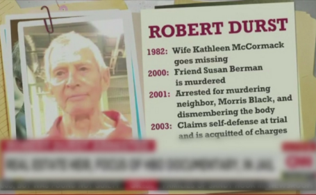 Miliardarul american Robert Durst, arestat dupa ce si-a recunoscut crimele la HBO: \