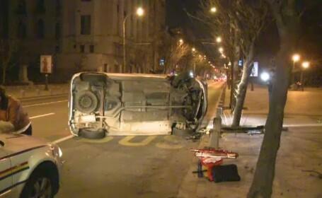 Accident Bucuresti