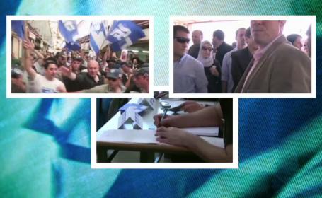 Alegeri in Israel. Promisiunile lui Benjamin Netanyahu cu cateva momente inainte de deschiderea urnelor