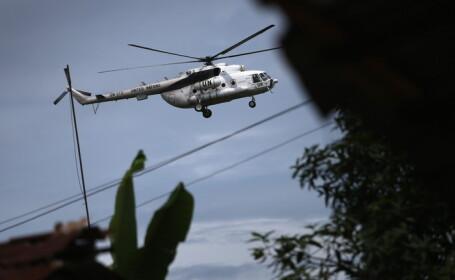 Doua persoane au murit dupa ce un elicopter al ONU s-a prabusit in Mali
