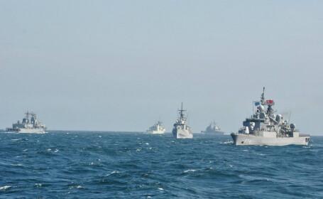 NATO someaza Rusia sa nu mai efectueze manevre militare neprevazute. \