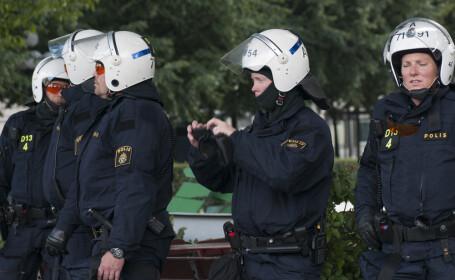 Incident armat intr-un restaurant din Suedia. Mai multe persoane au fost impuscate mortal. VIDEO