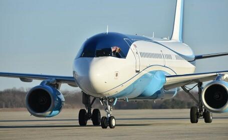 O singura calatorie costa 350.000 de euro. Ce lux ascunde interiorul avionului privat al Casei Regale din Marea Britanie:FOTO