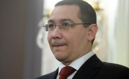 Ponta, catre membrii PSD: Nu are rost sa ne jelim. Ce sa fac? Sa zic ca socrul, cumnatul si mama mea sunt urmariti?