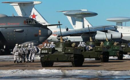 exercitii militare rusia