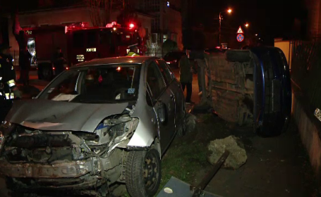 accident Timisoara