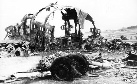 INFOGRAFIC: TOP 10 cele mai mari tragedii aviatice din Europa. Cel mai grav accident a avut loc in Spania: 583 de morti