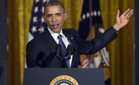 Barack Obama a gresit numele presedintelui afgan Ashraf Ghani. Cum l-a numit pe acesta, intr-o conferinta de presa