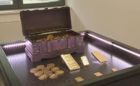Aurul din fecalele umane valoreaza milioane de dolari, spun cercetatorii americani. Cum se va extrage