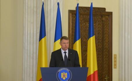 Mesajul presedintelui Iohannis cu prilejul zilei Politiei: \